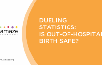 JPE 25.2: Dueling Statistics: Is Out-of- Hospital Birth Safe?