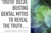 'Truth Decay' Busting Dental Myths to Reveal the Truth (Economics of Veterinary Dentistry)