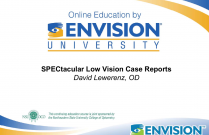 SPECtacular Low Vision Case Reports