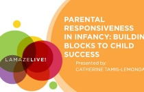 LamazeLIVE 2019: Parental Responsiveness in Infancy - Building Blocks to Child Success