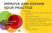 LamazeLIVE 2019 Bundle: Improve and Expand Your Practice