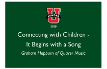 Connecting with Children - It Begins with a Song