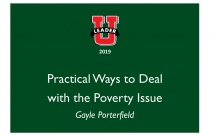 Practical Ways to Deal With the Poverty Issue