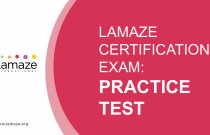 Lamaze Certification Exam: Practice Test