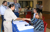 Completing the Circle of Success - Providing Post-Release Employment Services
