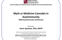 Cannabis & Autoimmunity: Myth or Medicine