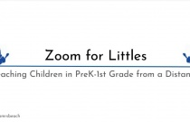 Using Zoom with Littles.