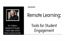 Remote Learning: Tools for Engagement