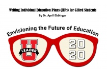 Writing Individual Education Plans (IEPs) for Intellectually Gifted Students