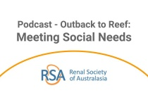 Outback to Reef: Meeting Social Needs - Podcast