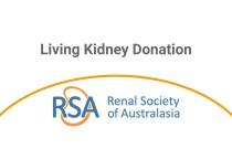 Living Kidney Donation - Webinar