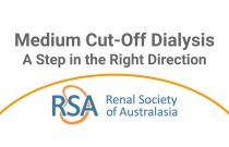 Medium Cut-Off Dialysis - A Step in the Right Direction - Webinar