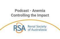 Anaemia - Controlling the Impact - Podcast