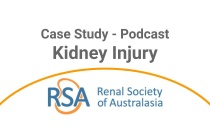 Case Study - Kidney Injury - Podcast