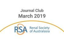 Journal Club March 2019 - Transplant Study Evaluation