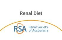 Renal Diet - Webinar