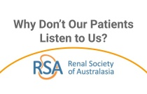 Why Don't Our Patients Listen to Us? - Webinar