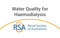 Water Quality for Haemodialysis - Online Learning Package