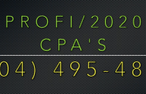 #1 Pro/Fi2020 CPA's Consulting 2020