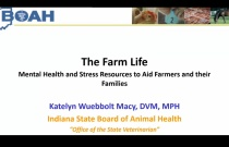 The Farm Life: Mental Health & Stress Resources to Aid Farmers and their Families
