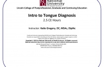 Intro to Tongue Diagnosis- Acupuncture Traditional and Chinese Medicine