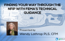 Finding Your Way Through the NFIP with FEMA's Technical Guidance