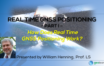 Real Time GNSS Positioning 1 – How Does Real Time GNSS Positioning Work?