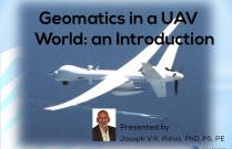Geomatics in a UAV World: an Introduction