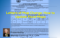 Letters of Map Change: How to Update Flood Maps