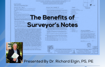 The Benefits of Surveyor's Notes