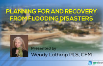Resiliency: Planning for and Recovery From Flooding Disasters