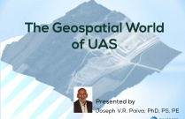 The Geospatial World of UAS